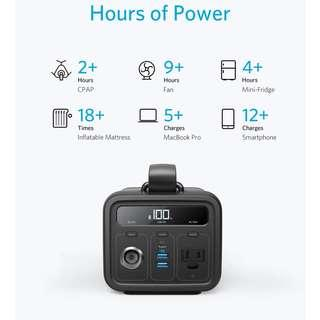 Anker Powerhouse 200 200Wh/57600mAh AC Generator Powerbank