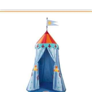 Haba knight canopy tent The better toy store