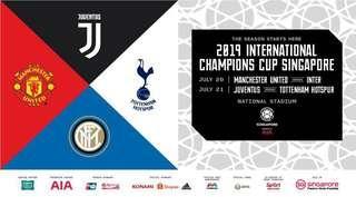 ICC Manchester United vs Inter