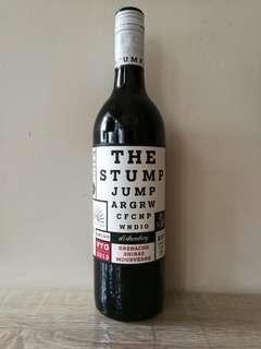 澳洲 THE STUMP JUMP 2013 MCLAREN VALE 紅酒
