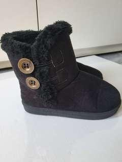 Winter boots boy sepatu musim dingin anak