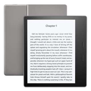 "Latest 8GB/32GB Kindle Oasis 2 E-reader Tablet, 7"" High-Resolution Display (300 ppi), Waterproof, Built-In Audible, Wi-Fi"