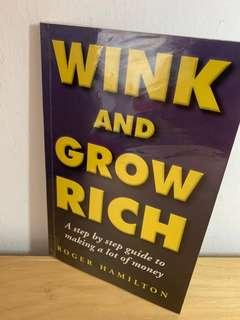 Wink and Grow Rich (Wealth Dynamics) (Paperback) by Roger Hamilton (Author)