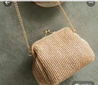 🚚 編織鏈包