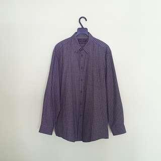 M&S Men's long sleeve shirt