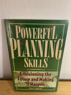 Powerful Planning Skills by Peter Capezio  (Author)