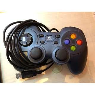 Logitech Rumble Gamepad F510 遊戲 手掣 控制器 Controller