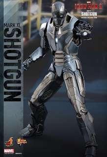 Hottoys Ironman Mark XL Shotgun