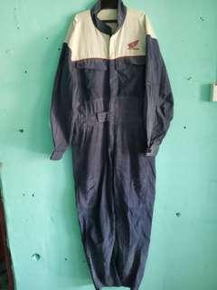 HONDA coverall jacket