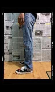 Uniqlo jeans selvedge ( straight ) original