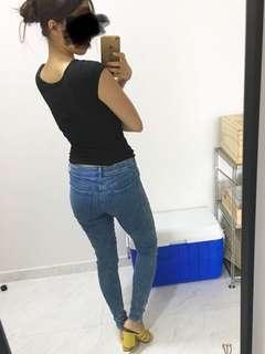 Denim Jeans light blue