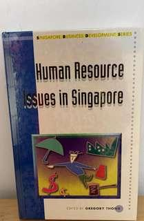 Human Resource Issues in Singapore (Singapore Business Development Series)  by Gregory Tin Sin Thong (Editor)