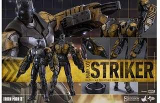 Hot toys iron man MMS277 Striker