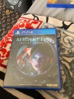 Kaset PS4 RE Revelation