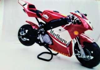 Super pocket bike Blata WC new imported