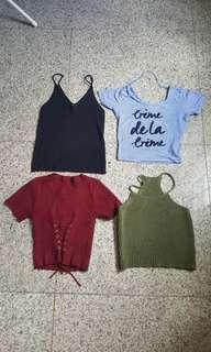 3 each