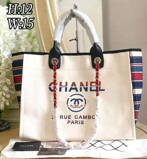 Chanel tote bag nwose