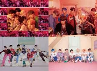 (Incoming Ready Stock)BTS<Map of the Soul : Persona>