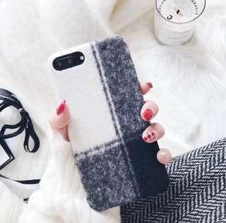 Iphone 8plus Fabric Case