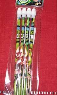 🚚 BEN 10 pencils