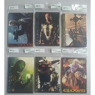 11pcs Spawn The Movie Trading Card