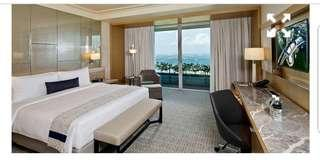Looking for 1 night stay atmarina bay sands hotel April 27 to 28 or may 1 to 2, 2019
