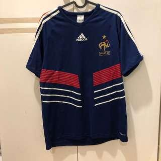 Adidas 球衣 法國