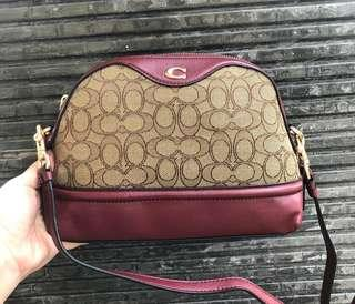 Original coach Ivie croasbody bag