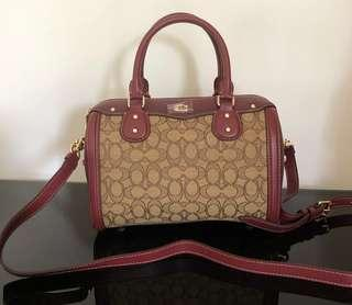 Original coach Ivie bennet bag