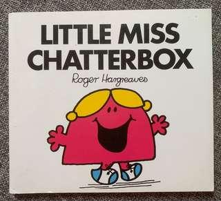 🚚 Little Miss Chatterbox