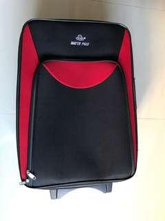 🚚 Water polo size 24 luggage in Red