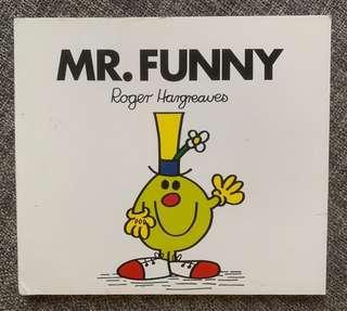 🚚 Mr Funny Mr Men Books