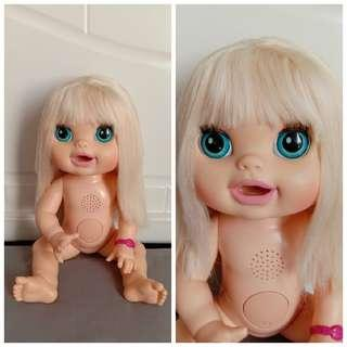2010 Baby Alive Doll Real Surprise Interactive