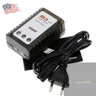 IMAX RC CAR B3 PRO BALANCE CHARGER for 11.1v 7.4v WATERGEL BLASTER TOU
