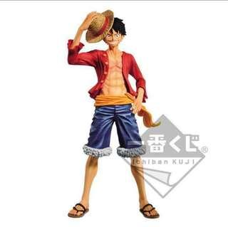 🚚 Ichiban Kuji One Piece The Best Collection Prize A & E (Luffy & Ace)