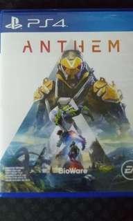 PS4 Anthem 聖歌