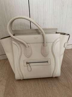 Celine micro luggage