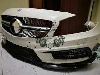Mercedes A45 AMG Front Bumper