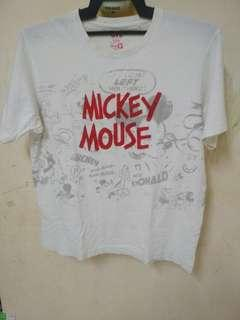 Mickey Mouse Uniqlo T shirt