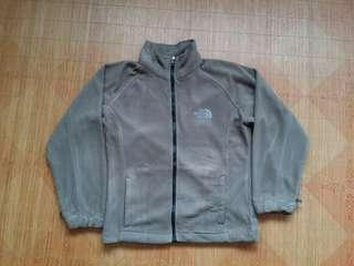 The North Face fleece jacket size M