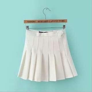 🚚 高腰百褶裙網球裙半身短裙