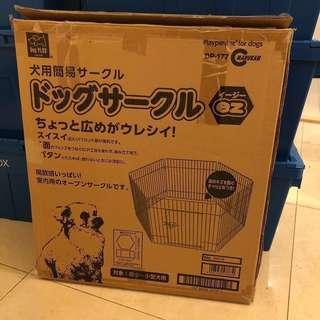 寵物圍欄 (貓貓、狗狗、兔仔合用)(只剩下最後一套,沒有盒)