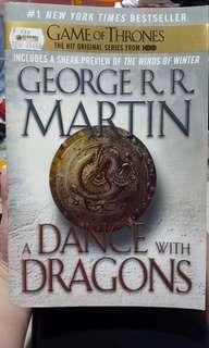 Game of Thrones Series Dance with Dragons Paperback Large