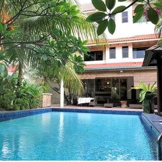 Extremely Cosy Resort Living Concept House In Braddell Heights Estate
