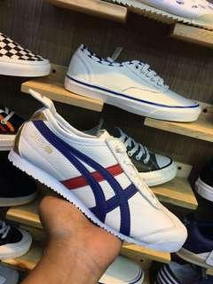 Onitsuka tiger white gold