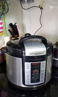 Pressure Cooker Electric