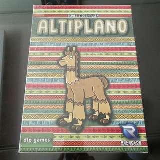 Altiplano Board Game