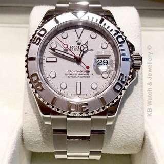 Rolex Yacht-Master Midsize Watch