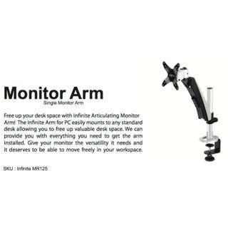 MONITOR ARMS - SPRING ARM - MONITOR BRACKET