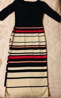 🚚 #Club L jersey dress
